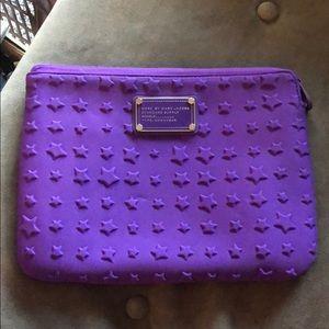 Purple Marc by Marc Jacobs IPad case